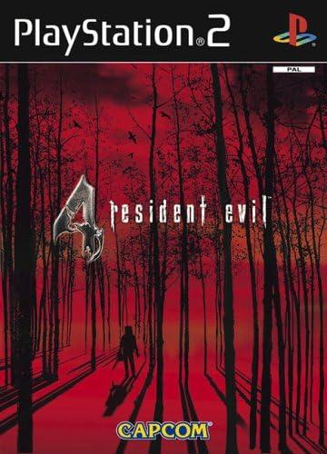 Capcom Resident Evil 4, PS2 - Juego (PS2): Amazon.es: Videojuegos