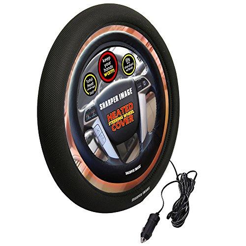 sharper-image-si-aa4-heated-steering-wheel-cover