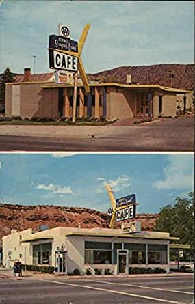 Sugar Loaf Cafe Cedar City, Utah UT Original Vintage Postcard at Amazon's  Entertainment Collectibles Store