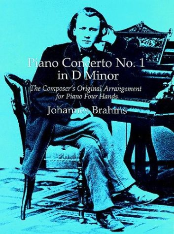Piano Concerto No. 1 In D Minor: The Composer's Original Arrangement for Piano Four Hands