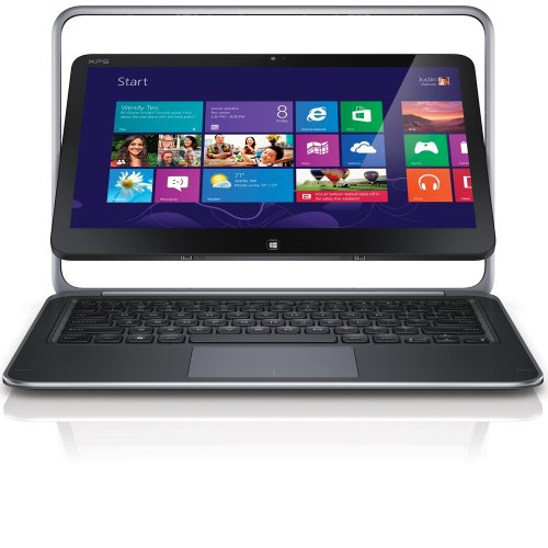 Dell 12 5 Inch Convertible Touchscreen Ultrabook