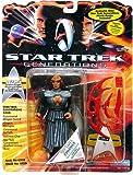 Lursa Klingon Warrior & Daughter of the House of Duras - Star Trek VII Generations von Playmates