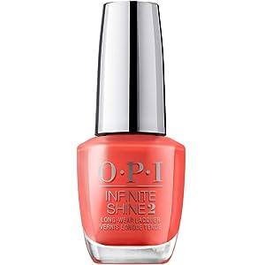OPI OPI Nail Polish Mexico City Collection, Infinite Shine, My Chihuahua Doesn't Bite Anymore, 0.5 Fl Oz, 0.5 fl. oz.