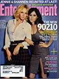 Entertainment Weekly September 5, 2008 The New 90210, American Idol, Watchmen, Guitar Hero vs Rock Band, Jenny Garth & Shannon Doherty