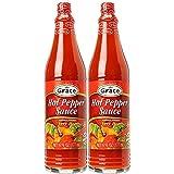 Grace Hot Pepper Sauce 6oz 2pk