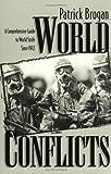 World Conflicts, Patrick Brogan, 0810835517