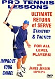 """Pro Tennis Lessons """"Ultimate Return of Serve"""" Strategy and Tactics!"""