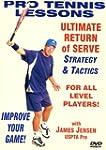 "Pro Tennis Lessons ""Ultimate Return o..."