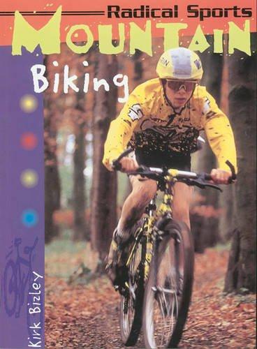 Radical Sports Mountain Biking Paperback by Heinemann Library (Image #1)