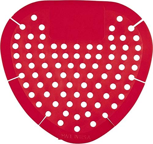 Fresh Products - Vinyl Urinal Screen - Cherry Scent - 12 Pack/Case (6 Cases)
