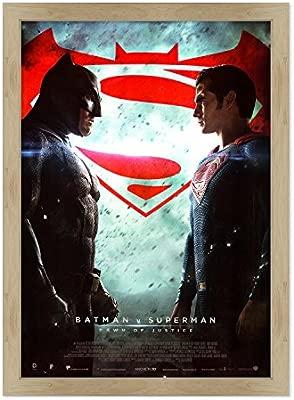 Póster Cartel Cinema original con marco - Enmarcado - Batman ...