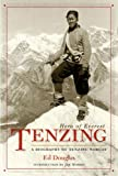 Front cover for the book Tenzing: Hero of Everest by Ed Douglas