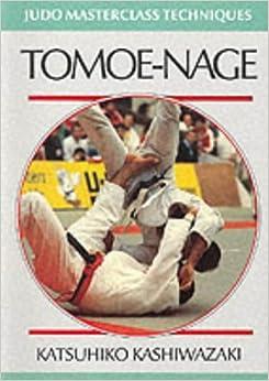 Book Tomoe-nage (Judo Masterclass Techniques)