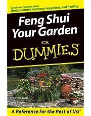 Feng Shui Your Garden For Dummies