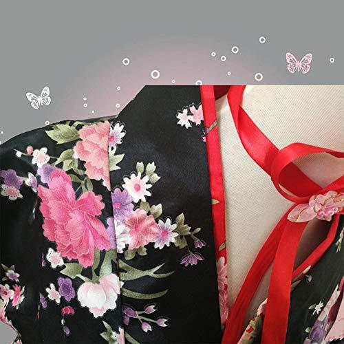 Mädchen Gotisch Kostüm Show Damen Kleider Einteiliges Dienstmädchen Clothing Maskerade GYH Kleid Bekleidung Damen Halloween Red Karneval azxqE8