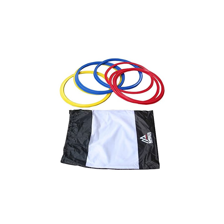 AMBER Athletic Gear Speed/Agility Circles (Set of 12)