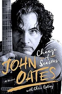 Book Cover: Change of Seasons: A Memoir