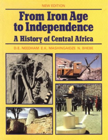 From Iron Age to Independence: A History of Central Africa New Edition