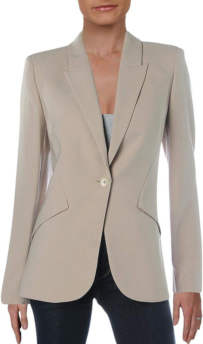B084JJ42TQ Elie Tahari Womens Allegra Suit Separate Career One-Button Blazer 51DEDfAxtsL