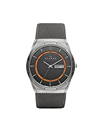 Skagen Men's SKW6007 Aktiv Analog Display Analog Quartz Grey Watch
