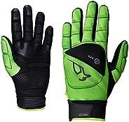 Kookaburra 2018 Clone Field Hockey Hand Guard Glove Protection Lime Green