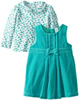 Little Me Baby Girls' Floral Jumper Set
