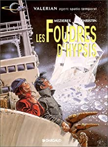 "Afficher ""Valérian, agent spatio-temporel n° Tome 12 Les foudres d'Hypsis"""