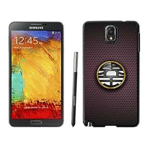 dragon ball logo For Samsung Note 3 Black TPU Case Cover