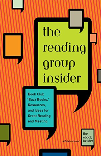 The Reading Group Insider: Book Club