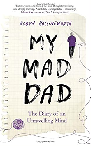 My Mad Dad Book Cover
