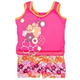 Gnaixeh Baby Girls Boy Buoyancy Swimsuit Learning Swimming Safety Clothing