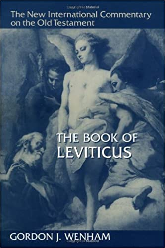 The Book of Leviticus (New International Commentary on the Old
