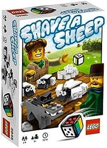LEGO Juegos 3845 - Esquila una oveja [versión en inglés]