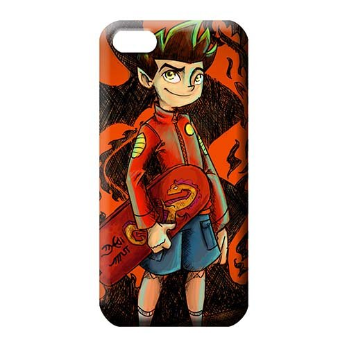 iPhone 5 / 5s Classic shell High Quality For phone Cases cell phone covers American Dragon Jake Long