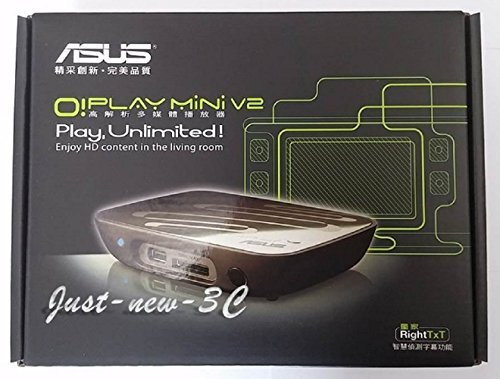 Asus OPlay Mini V2 Compact full HD, 7.1 Channel audio mul...