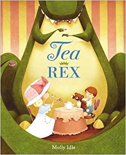 Image result for TEA REX BY MOLLY IDLE