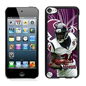 Houston Texans Johnathan Joseph Ipod Touch 5th Case Best Cover By CooCase