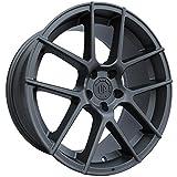 "19"" UP520 Staggered Wheels Set fits BMW in Matte Gunmetal..."