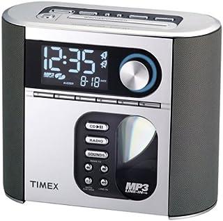 amazon com timex t618t t619t clock radio discontinued by rh amazon com Timex Indiglo Watches Timex Indiglo Digital