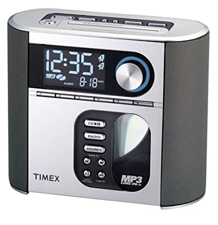 amazon com timex t617s nature sounds auto set cd clock radio with rh amazon com Timex Alarm Clock Instruction Manuals timex t617s cd clock radio manual
