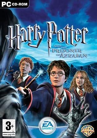 Harry Potter and the Prisoner of Azkaban game pc dvd-ის სურათის შედეგი