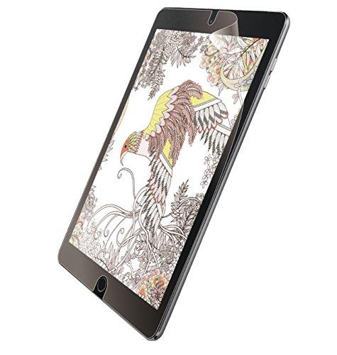 Elecom iPad Pro 10.5 Inches Screen Protector Film 2017 Model Paper-Like Anti Reflection TB-A 17 FLAPL