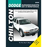 Dodge Durango & Dakota: 2001 through 2004