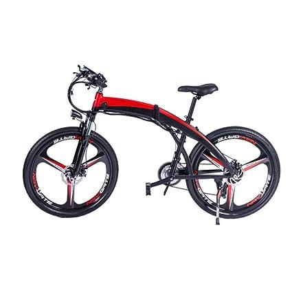 CZALBL Scooter eléctrico, Scooter eléctrico y Bicicleta ...