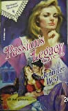 Passion's Legacy, Jeanne West, 0373286821