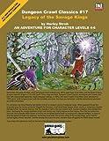 Dungeon Crawl Classics #17, Harley Stroh, 0976314266