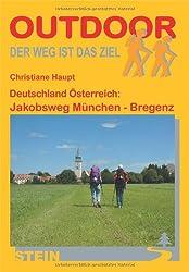 Deutschland/Österreich: Jakobsweg von München nach Bregenz