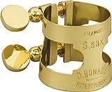 Bonade Soprano Saxophone Ligatures Lacquer - Regular - Ligature Only