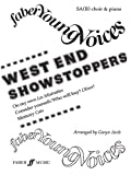 West End Show Stoppers, Alfred Publishing Staff, 0571516793