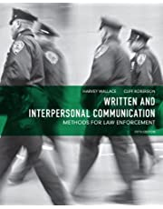 Written and Interpersonal Communication: Methods for Law Enforcement (2-downloads)
